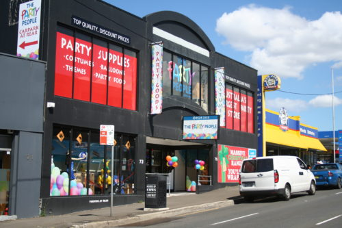 Party People Megastore